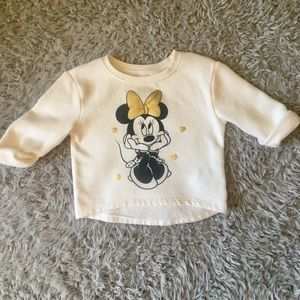 18-24M Minnie Mouse Sweater